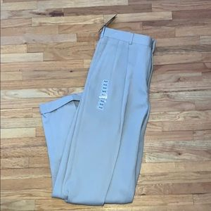 NWT Men's PERRY ELLIS Portfolio Cement Dress Pants
